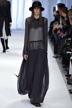 .Ann Demeulemeester fall 2013 collection #PFW #anndemeulemeester