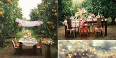 Easter brunch table ideasElle Decoration South Africa