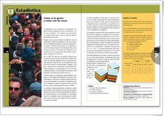"Unidad 12 de Matemáticas de 1º de E.S.O.: ""Estadística"" Math, Ideas, Interactive Activities, Unity, United States, Math Resources, Early Math, Thoughts"