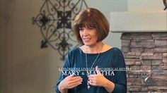 Designed to be studied with Joanna Weaver's best-selling book, Having a Mary Heart in a Martha World, this 10-Week DVD Bible Study features all-new material taught by Joanna. The companion study guide gives practical tools for going deeper in our walk with God. Learn more at www.HavingaMaryHeart.com