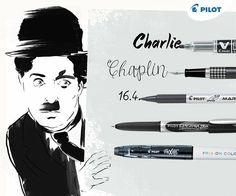 Koľko má rokov Charlie Chaplin, najslávnejší filmový tvor 20. rokov?