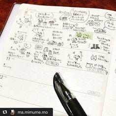 lifeprintjp『📝手帳と相性が抜群なlifeprint✨』 ◆ ◆ 今回は<@ma.mimume.mo>さんのlifeprintを使った素敵な投稿を#リポスト でご紹介😊✨ ◆ 繊細な書き方が凄く魅力的です😍❤️ 1ブロックにイラストや文字を入れられることに驚きました‼️ 手帳のリフィルって最初は渋い感じがしますが、一色のペン✒️だけでこんなにもワクワクしちゃうページになるんですね☺️✨ そんなお洒落な写真投稿を沢山されている@ma.mimume.moさん!是非チェックしてみて下さい✨ また手帳愛好家さん達がlifeprintを愛用して頂いてることが分かるハッシュタグ #手帳とlifeprint も見てみて下さい❤️ ◆ ◆ #システム手帳 #リフィル #日記 #手帳ゆる友 #ファイロファックス #モバイルプリンター #lifeprint #動く写真 #手帳タイム #手帳好朋友 #AR写真 #文房具 #filofax #手帳の中身 #モレスキン #ノート2018/03/28 17:49:13