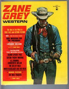 zane grey western
