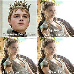 "Game of Thrones Memes (@thronesmemes) en Instagram: ""Game of Thrones is complicated! . . . . . . #thronesmemes #gameofthrones #asoiaf #got #hbo…"""