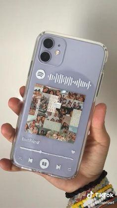 Diy Crafts Hacks, Diy Arts And Crafts, Fun Crafts, Diy Phone Case, Cute Phone Cases, Iphone Cases, Iphone 11, Photo Phone Case, Diy Case