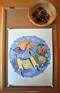 A Jewish Homeschool Blog: Rosh Hashanah and Yom Kippur Activities and Printables