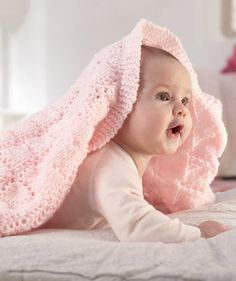 Decke, S9134 #BabySmiles #BravoBaby135 #MerinoMixWolle #SuperSoft