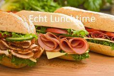Sinds 6 maart is Echt Lunchtime geopend. Hier kan men dagelijks genieten van vers belegde broodjes of verse pizza's. Ook om mee te nemen en thuis of op het werk heerlijk lunchen.