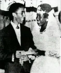 Bob Marley & Rita Marley