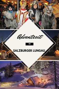 Wenn die Tage kürzer und Nächte länger werden, brechen im Salzburger Lungau ganz besondere Zeiten an. Hier, zwischen dem Radstädter Tauern und den Kärntner Nockbergen, wird traditionelles Brauchtum noch heute so gelebt wie schon vor Generationen. Auf den zahlreichen Adventmärkten werden nach alten Rezepten Kekse gebacken und Krippen gebastelt, während man in den warmen Häusern Bräuche und Traditionen pflegt.   ©Fotos: Tourismusregion Katschberg, Tourismus Lungau, TVB St. Michael im Lungau Advent, About Me Blog, Traditional, Movies, Movie Posters, Pictures, Old Recipes, Tourism, Welcome