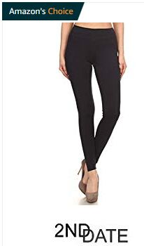 806c7c892d74b0 What Is The Best Cotton Leggings Women? Best Cotton Leggings Women - See My  Top 5 Picks Cotton leggings are getting more popular than ever before and  the ...