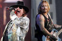 Guns N' Roses vs. Axl Rose | VIBE