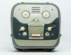 Магнитофон «Комета МГ-201». сделано в СССР, магнитофон, ссср