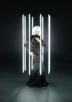 #light #tron #glow  ////  MANUEL DIAZ - 'PHOTOKINA' forHasselblad Photo - Karl Taylor...