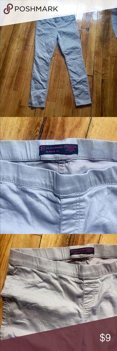 Tan leggings pants Tan leggings, third pic is truest color, XL 15-17 size , no front pockets nor zippers No Boundaries Pants Leggings