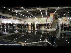 Video from Fishing Fair GoExpo 2012 Kalastusmessut - Helsinki Spey Clave