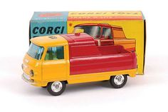 Mettoy Corgi diecast No.465 Commer Pick-up Truck