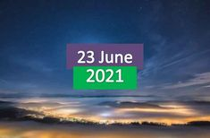 Daily Horoscope Today 23rd June 2021, Check today's horoscope prediction for Wednesday, June 23rd, 2021, for your zodiac sign.