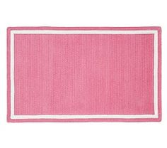 Rug Collection For Kids | Pottery Barn Kids This comes with a light green stripe also