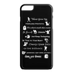 Disney Heroine iPhone 6S Case
