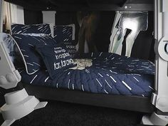 The Imperial Walker 'Star Wars' Bed is the Ultimate Fanboy's Dream