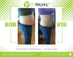 7 day rapid cleanse resultat