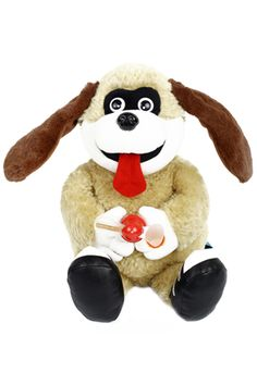 Augustin the Dog sings a funny German song and flaps his ears to the music. But Augustin is not just a funny present for people with a good sense of humor: this cute dog holds a real magic propeller, which can tell about your most delicate feelings without any excessive words! Visit us at  http://nikamusicaltoys.com  https://www.instagram.com/nikatoys15/  http://www.youtube.com/channel/UCvQmokhVyio9G7RPNkznqgw