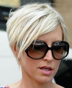 New Trendy Short Haircuts For Women 2013 Short Hairstyles 2013 1 Short Inverted Bob Haircuts, Short Haircuts With Bangs, Long Bob Hairstyles, Short Hair Cuts For Women, Short Hairstyles For Women, Pixie Haircuts, Latest Hairstyles, Blonde Haircuts, Long Bangs