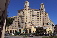 The Arlington Hotel, Hot Springs AR