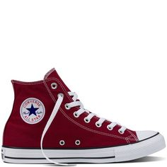 afd46fad1f424 Converse converse chuck taylor all star bordeaux m9613c toile tissu all  star – Offshoes - Vente