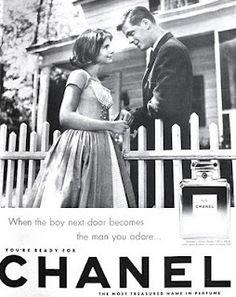 Seventeen May 1961 Chanel N°5
