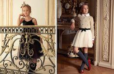 ALALOSHA: VOGUE ENFANTS: Kristina Pimenova starring for Le Magazine in Rock-n-Royal story