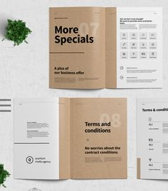 Quantum Design Proposal on Behance Book Design Layout, Print Layout, Page Design, Indesign Templates, Brochure Template, Adobe Indesign, Editorial Layout, Editorial Design, Brochure Design