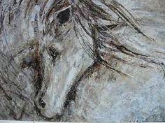 kim normandin - Recherche Google Google, Painting, Art, Horse, White People, Art Background, Painting Art, Kunst, Paintings