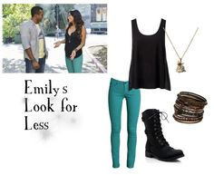 Emily from pretty little liars outfit