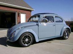 '58 VW Bug, Classic Cali