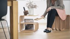 This Clever Multifunctional Chair Is Perfect For Apartment Dwellers - Curbed