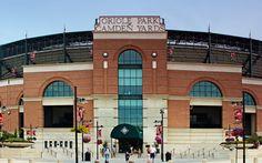 Travel Leisure names America's Best Baseball Stadiums: Oriole Park at Camden Yards: Baltimore Orioles Orioles Baseball, Baseball Park, Baseball Pitching, Baseball Games, Baseball Jerseys, Baseball Playoffs, Baseball Equipment, Basketball Hoop