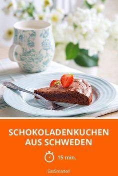 Schokoladenkuchen aus Schweden - smarter - Zeit: 15 Min. | eatsmarter.de