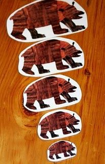 brown bear sequencing