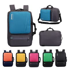 Now Available While Supplies Last! Bang Kaboom! Laptop Backpack 15 15.4 15.6 17 17.3 Inch Multi-function Briefcase/shoulder bag/handbag