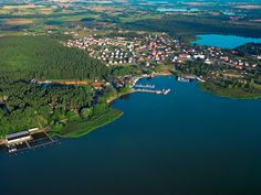 Masuria is a natural region in northeastern Poland famous for its 2,000 lakes. Geographically, Masuria is part of two adjacent lakeland districts, the Masurian Lake District (Polish: Pojezierze Mazurskie) and the Iława Lake District (Pojezierze Iławskie). Administratively, it belongs to the Warmian-Masurian Voivodeship