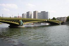 Pont Mirabeau - Paris