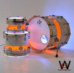 AJP Custom Drums