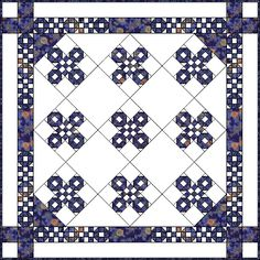 Ball and Chain Quilt