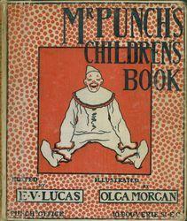 Mr. Punch's children's book