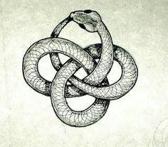 Kundalini SHAKTI , Orobourus