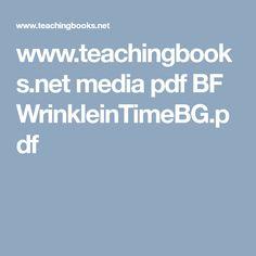 www.teachingbooks.net media pdf BF WrinkleinTimeBG.pdf