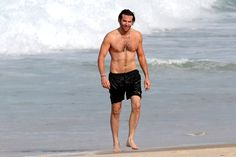 Week in Photos for May 31, 2013Bradley Cooper is spotted on the beach in Rio de Janeiro, Brazil, on May 29, 2013.Not chilly in Brazil
