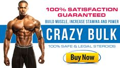Crazy Bulk Supplement: Those who want healthy protein rich muscles with no fat or water retention in them should try the Crazy Bulk health supplement. The drug works faster and better with regular exercise and dietary regulations says the Crazy Bulk Reviews.